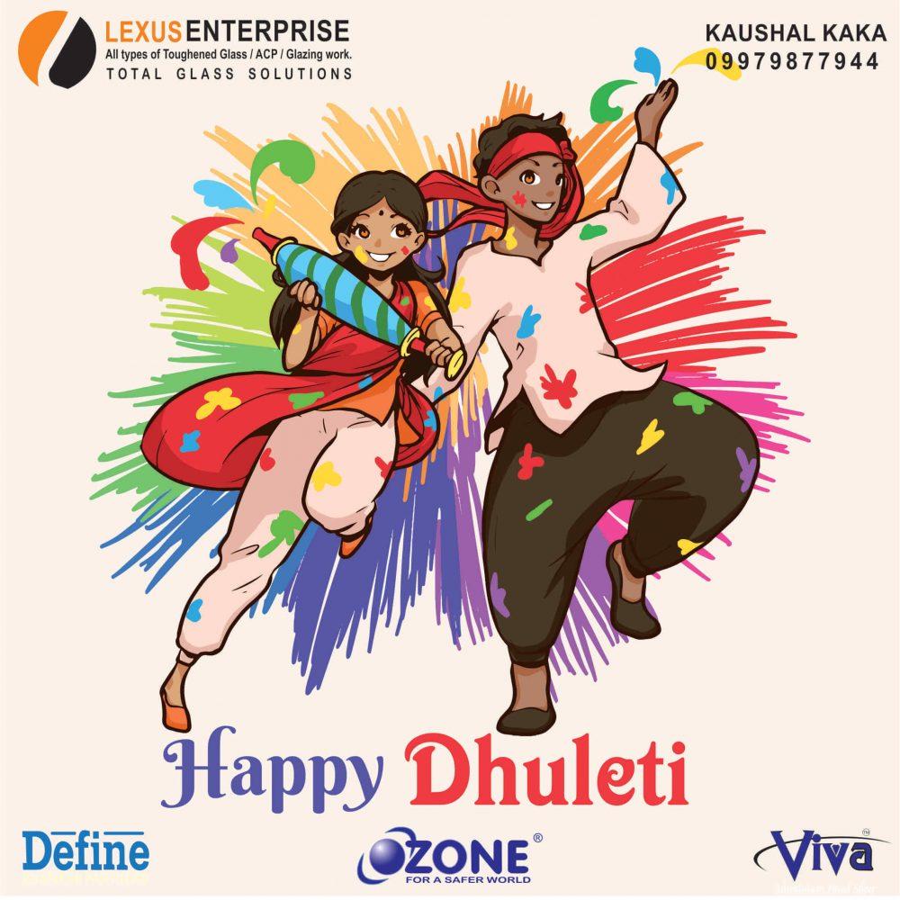 02. Happy Dhuleti