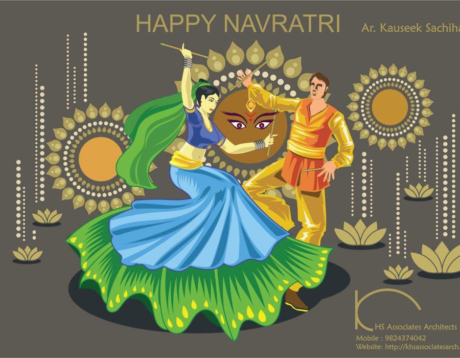 10. Happy Navratri