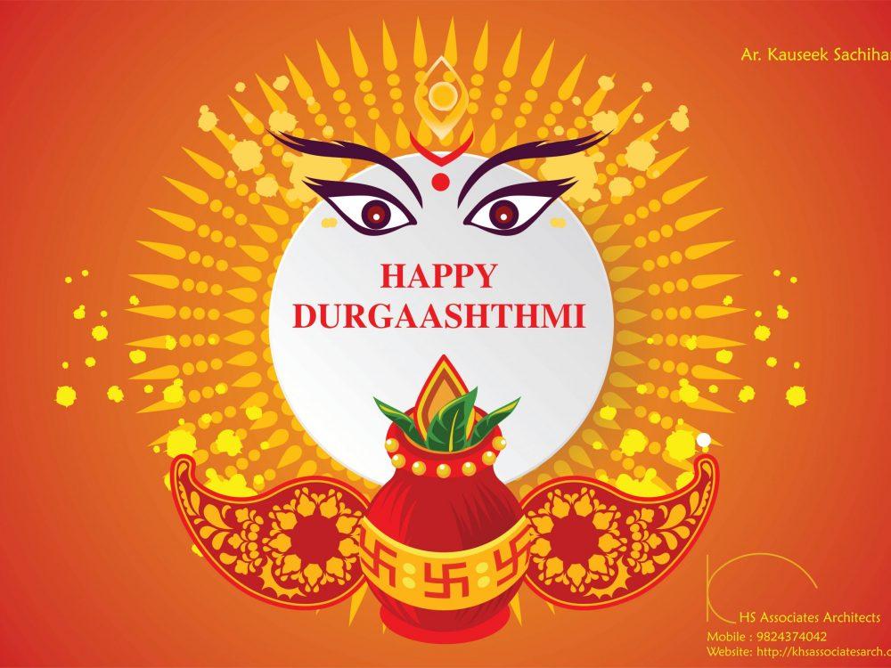 15. Happy Durgaashthmi